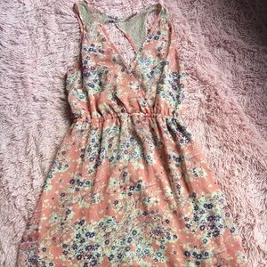 Gently used Floral dress